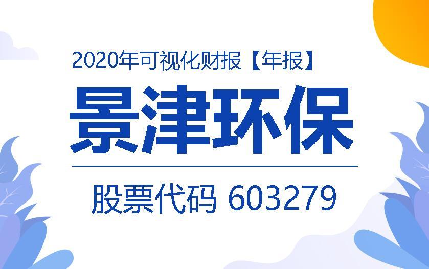 一图读财报:景津环保2020年度实现营收33.29亿元